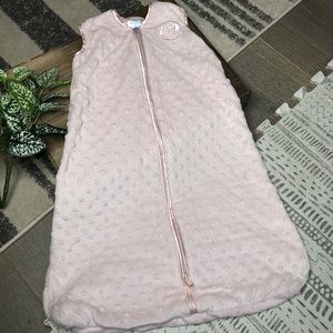 HALO SLEEPSACK SIZE SMALL Pink Infant GUC